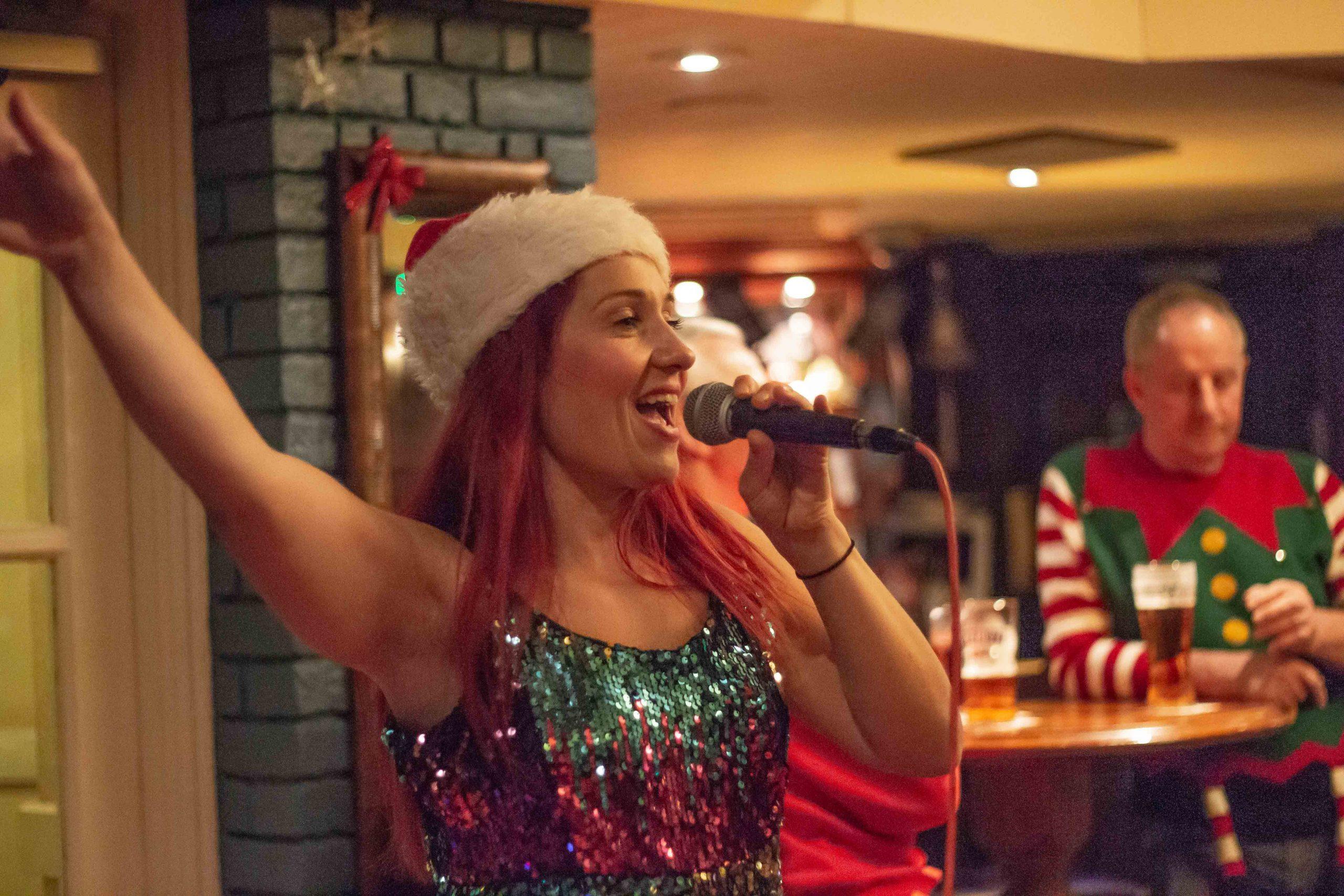 Female Vocalist UK